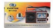 Everton Rt 41u Şarjlı Mp3 Çalar Radyo