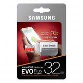 Samsung Microsd 32gb Evo Plus Hafıza Kartı Mb Mc32ga