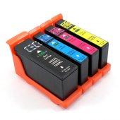 Lexmark 100xl Muadil Kartuş 4 Renk