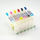 Epson T0481 T0486 Uyumlu Kolay Dolan Kartuş 6 Renk
