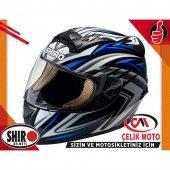 Shıro Fullface Helmet Sh 829 Cocuk Kaskı Accel Kıd #shr697.771 Yl