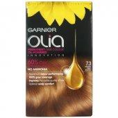 Garnier Olia Amonyaksız Saç Boyası 7.3 Altın Kumral