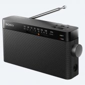 Sony Icf 306 Taşınabilir El Radyosu