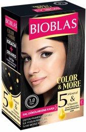 Bıoblas Saç Dökülmesine Karşı Saç Boyası 1.0 Siyah
