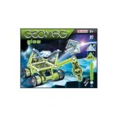 Geomag Glow Uzay Aracı Eğitici Manyetik Puzzle