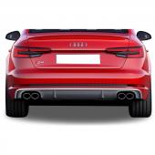 Audi A4 B9 2016 Sonrası 4 Çıkışlı S4 Arka Tampon E...