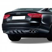 Audi A5 B8 A Style Difüzör (Plastik)