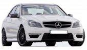 Mercedes C Class W204 2012 2014 Makyajlı C63 Amg Body Kit (Plas