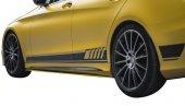 Mercedes C Serisi W205 2015 Sonrası Amg Yan Lip (Plastik)