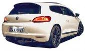 Volkswagen Scirocco 2009 2014 Arka Tampon Eki Difü...