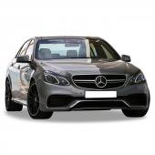 Mercedes E Serisi W212 E63 Ön Panjur (Plastik)