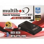 Multibox Mb 2025 Hd Plus Uydu Alıcısı +wifi + 1 Yıl Youcam Hediyeli