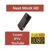 Next Minix Hd Black Uydu Alıcı Hdmı Kablo 2. Kumanda Hediye