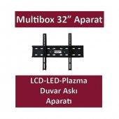 Multibox 32 Sabit Lcd Askı Aparatı