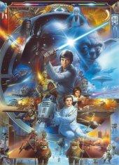 4 441 Komar Sta Rwars Luke Skywalker Çocuk Duvar Kağıdı