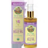 Badger Pregnant Belly Oil 118ml Karin Bölgesi Nemlendirici Yağ