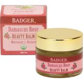 Badger Balm Damascus Rose Beauty Balm 28 Gr Şam Gülü Güzellik Balmı