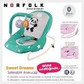 Norfolk Sweet Dreams Oyuncaklı Ev Tipi Ana Kucağı Ana Dizi Tüm Renkler