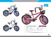 20 Jant Atak Erkek Çocuk Bisikleti (Bagajlı Kapaklı 20 75)