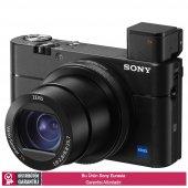 Sony Dsc Rx100m5 Premium 1,0 Tip Sensörlü Aynasız Fotoğraf Makine
