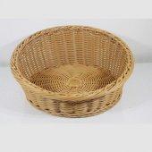 Açık Büfe Eğimli Ekmek Sepeti 40x7x14 Cm