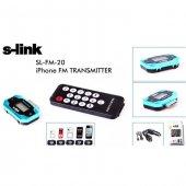 S Link Sl Fm 20 İphone Fm Transmitter
