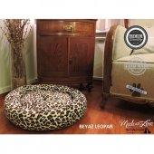 Wowpaw Prestige Kedi Köpek Yatağı 60x60x15 Beyaz L...