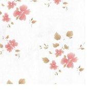 Harika Tasarım Çiçek Desenli Duvar Kağıdı Zdk9700