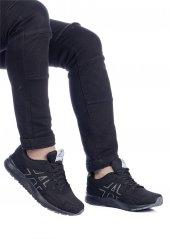 Lp Siyah Renk Spor Ayakkabı