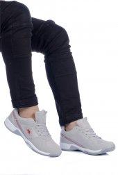 Jg Açık Gri Spor Ayakkabı
