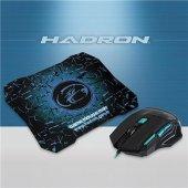 Hadron Hd G7 Oyuncu (Oyun Gaming Gamer) Mouse + Oyuncu (Oyun Gaming Gamer) Mouse Pad