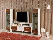 Gadahome 441454 Ceviz Tv Ünitesi & Tv Sehpası