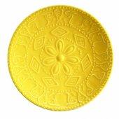 Kütahya Sun20td14275 Nc Sunflower 20 Cm Düz Tabak Sarı