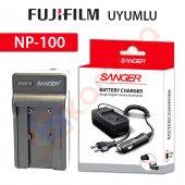 Fujifilm Mx600 Şarj Aleti Şarz Cihazı Sanger
