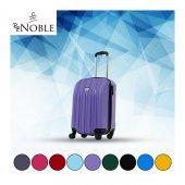 Noble Wınd Lıne Kırılmaz Kabin Boy Valiz 9 Farklı Renk Rzn001