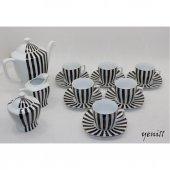 Aker 15 Parça Porselen Çay Veya Kahve Takım Serisi