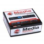 5.25 Media Dashboard Ön Panel