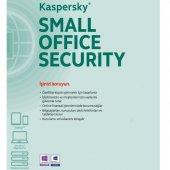 Kaspersky Small Office Security 1yıl 1server + 10kullanıcı + 10 Mobil Cihaz