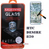 Htc Desire 820 Tempered Glass Ekran Koruyucu