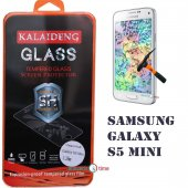 Samsung Galaxy S5 Mini Tempered Glass Ekran Koruyucu