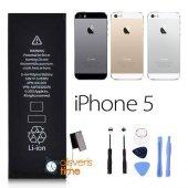 Iphone 5 Pil Batarya (Takma Seti Hediyeli)