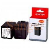 Sanger Panasonic Vbg390 Batarya Pil Pil