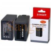Sanger Panasonic Vbg6 Batarya Pil Pil