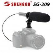 Shenggu Sg 209 Kamera Mikrofon