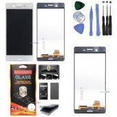 Sony Xperia X Lcd Ekran Dokunmatik (Beyaz)