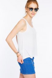 Cesena Beyaz Bluz