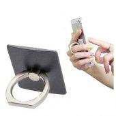 Yüzük Tasarım Telefon Tablet Tutucu + Telefon Askısı