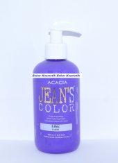 Jeans Color Su Bazlı Amonyaksız Boya 250 Ml Leylak