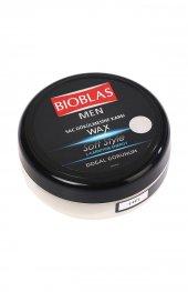 Saç Dökülmesine Karşı Bioblas Wax Doğal Görünüm 150 Ml.