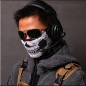 Loco Active Call Of Duty Ghost Maske
